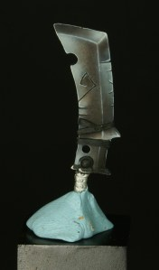 Finished sword / Espada finalizada
