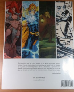 Illustrators Andalusians. Comic and animation